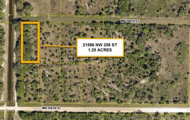 21586 NW 258TH Street, Okeechobee, FL 34972 (MLS #T3301223) :: The Lersch Group