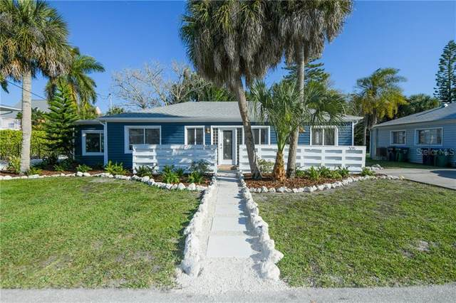 205 64TH Street, Holmes Beach, FL 34217 (MLS #T3301224) :: Team Buky