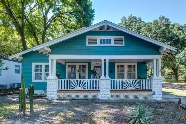 801 E Hollywood Street, Tampa, FL 33604 (MLS #T3301228) :: Florida Real Estate Sellers at Keller Williams Realty