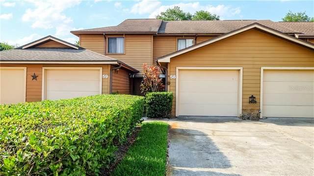 707 Carpenters Way #58, Lakeland, FL 33809 (MLS #T3301292) :: Florida Real Estate Sellers at Keller Williams Realty