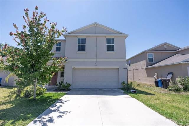 147 Cascade Bend Drive, Ruskin, FL 33570 (MLS #T3301465) :: Everlane Realty
