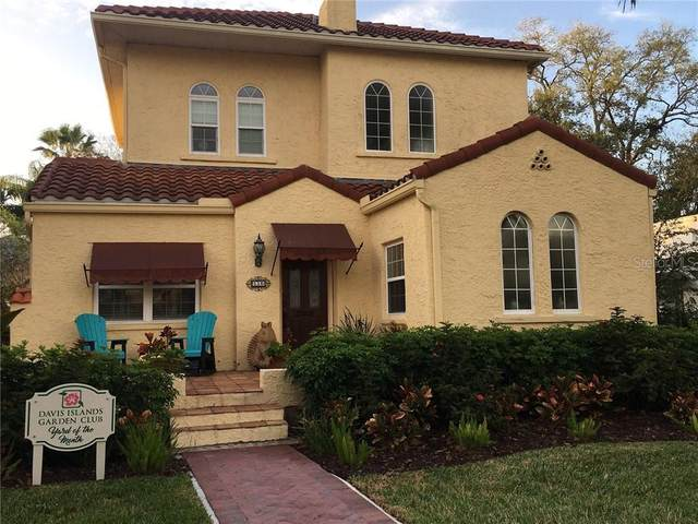 116 Adriatic Avenue, Tampa, FL 33606 (MLS #T3301483) :: The Nathan Bangs Group