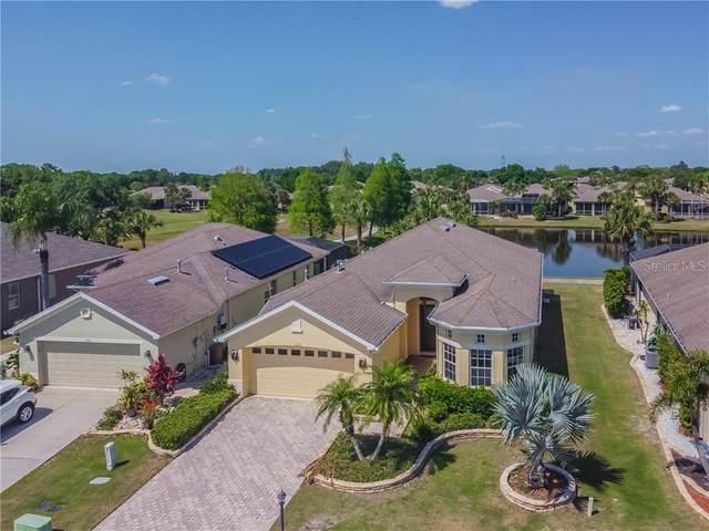 1007 Emerald Dunes Drive, Sun City Center, FL 33573 (MLS #T3301509) :: Dalton Wade Real Estate Group