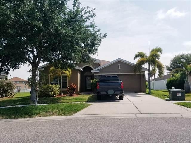 711 Griffen Heights Court, Ruskin, FL 33570 (MLS #T3301513) :: Team Bohannon Keller Williams, Tampa Properties