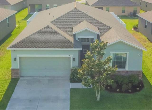 928 Meadow Glade Drive, Ruskin, FL 33570 (MLS #T3301561) :: Everlane Realty