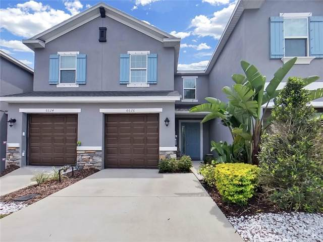 6626 Citrus Creek Lane, Tampa, FL 33625 (MLS #T3301562) :: Realty Executives in The Villages