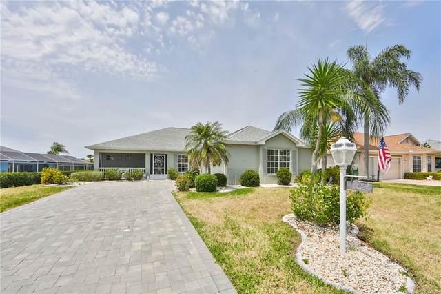 2306 Emerald Lake Drive, Sun City Center, FL 33573 (MLS #T3301584) :: Dalton Wade Real Estate Group