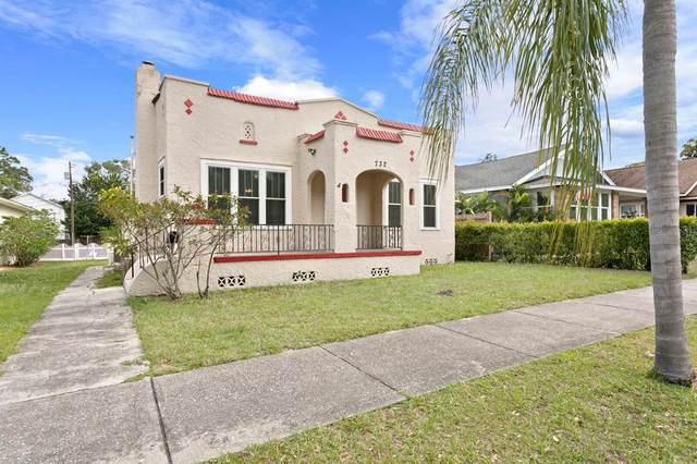 732 23RD Avenue N, St Petersburg, FL 33704 (MLS #T3301649) :: Team Buky