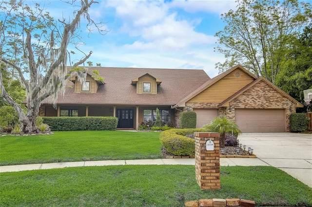 18108 Woodcreek Place, Lutz, FL 33548 (MLS #T3301670) :: Everlane Realty