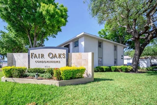 3821 N Oak Drive J32, Tampa, FL 33611 (MLS #T3301673) :: CENTURY 21 OneBlue