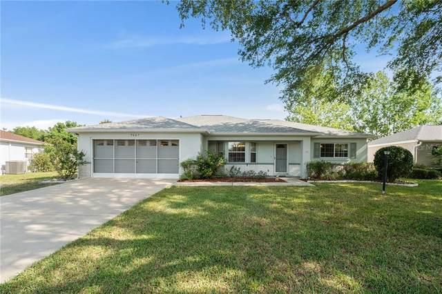 9667 SW 97TH Street, Ocala, FL 34481 (MLS #T3301728) :: Gate Arty & the Group - Keller Williams Realty Smart