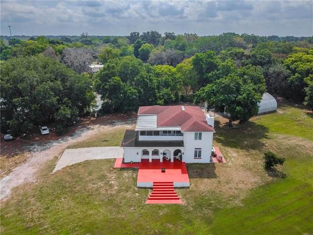 313 W Jersey Avenue, Brandon, FL 33510 (MLS #T3301758) :: Florida Real Estate Sellers at Keller Williams Realty