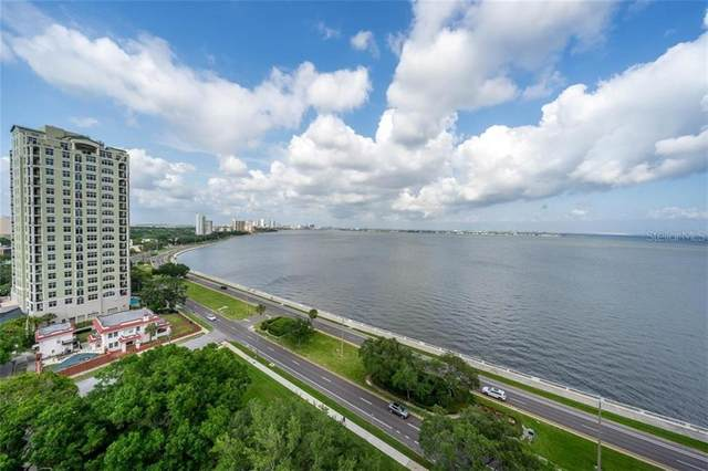 3301 Bayshore Boulevard 1603D, Tampa, FL 33629 (MLS #T3301783) :: Gate Arty & the Group - Keller Williams Realty Smart