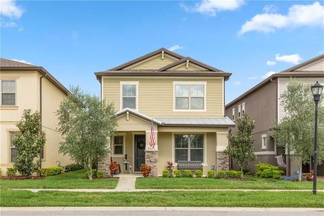 5825 Caldera Ridge Drive, Lithia, FL 33547 (MLS #T3301822) :: RE/MAX Marketing Specialists