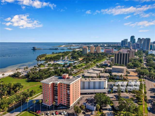 1120 N Shore Drive NE #904, St Petersburg, FL 33701 (MLS #T3301844) :: Sarasota Property Group at NextHome Excellence