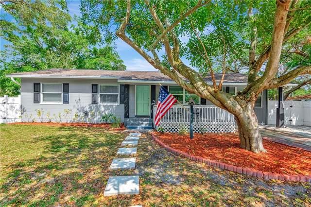 1432 55TH Street S, Gulfport, FL 33707 (MLS #T3301857) :: The Lersch Group