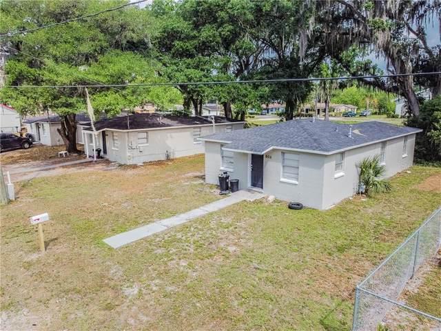 806 W Warren Street, Plant City, FL 33563 (MLS #T3301899) :: Everlane Realty