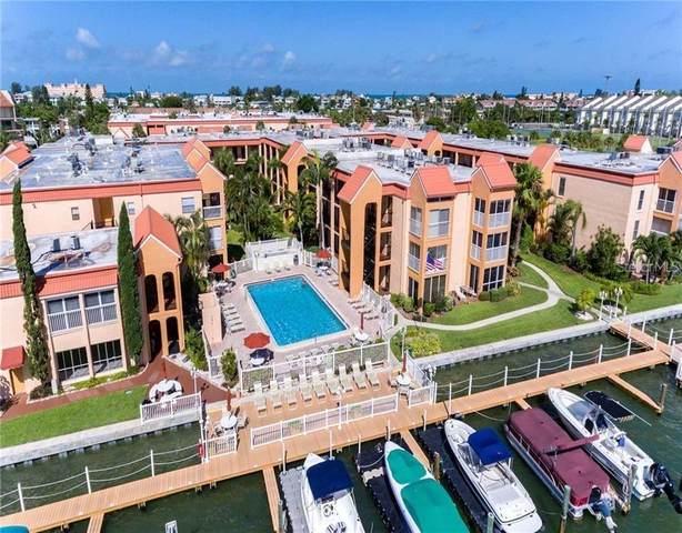 8911 Blind Pass Road #221, St Pete Beach, FL 33706 (MLS #T3301934) :: Bustamante Real Estate