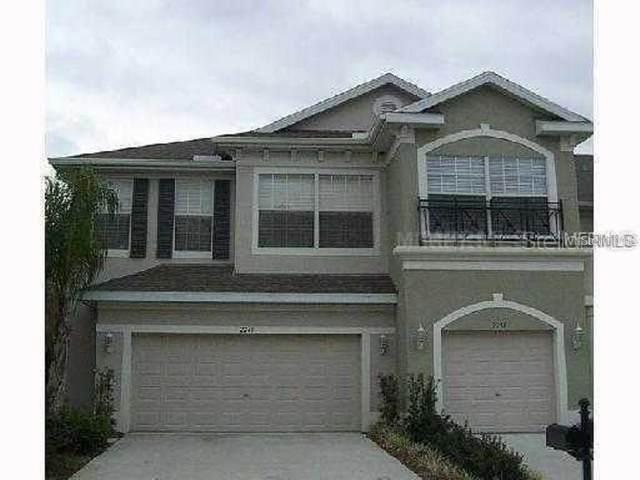 2054 Park Crescent Drive, Land O Lakes, FL 34639 (MLS #T3301955) :: Team Bohannon Keller Williams, Tampa Properties