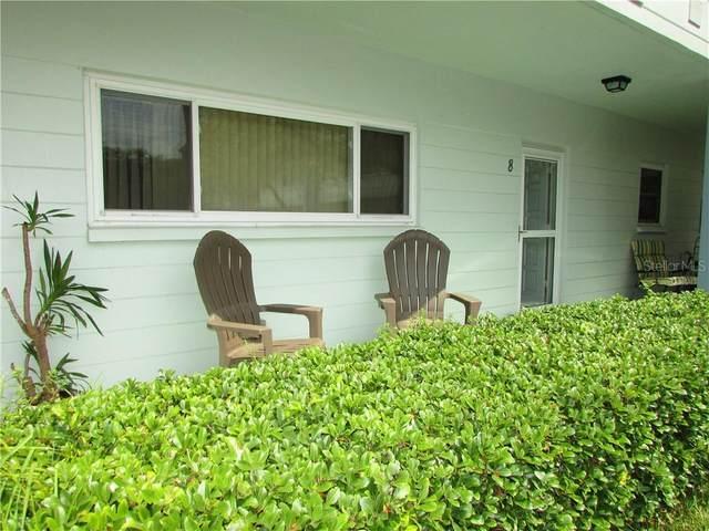 2254 Norwegian Drive #8, Clearwater, FL 33763 (MLS #T3301968) :: Gate Arty & the Group - Keller Williams Realty Smart
