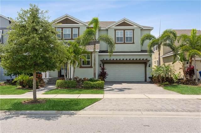5228 Admiral Pointe Drive, Apollo Beach, FL 33572 (MLS #T3301969) :: Team Bohannon Keller Williams, Tampa Properties