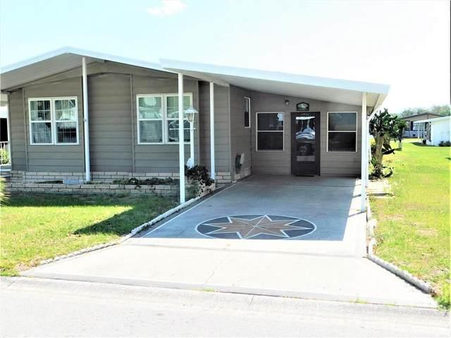3848 Chah Drive, Zephyrhills, FL 33541 (MLS #T3302025) :: Vacasa Real Estate