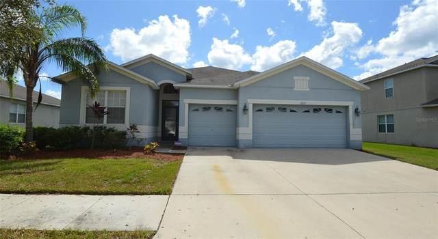 13221 Graham Yarden Drive, Riverview, FL 33579 (MLS #T3302148) :: Team Bohannon Keller Williams, Tampa Properties