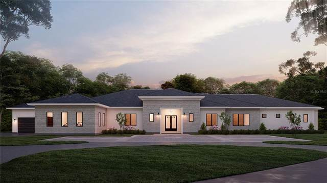 309 Grande Grove Court, Lutz, FL 33549 (MLS #T3302302) :: Bob Paulson with Vylla Home