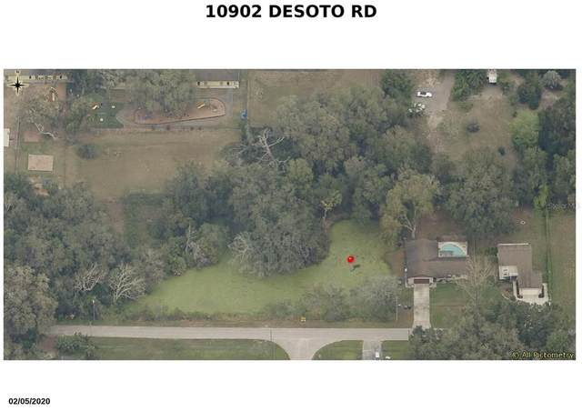 10902 Desoto Road, Riverview, FL 33578 (MLS #T3302337) :: Rabell Realty Group