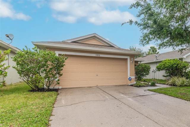 7820 Foxgrove Drive, Land O Lakes, FL 34637 (MLS #T3302371) :: Heckler Realty