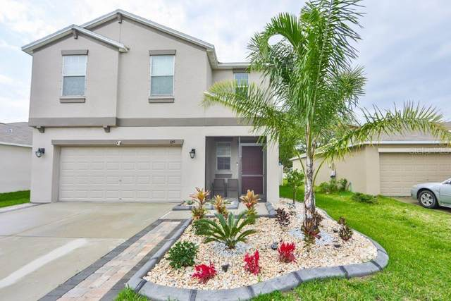 129 Cascade Bend Drive, Ruskin, FL 33570 (MLS #T3302429) :: Kelli and Audrey at RE/MAX Tropical Sands