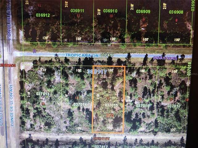 Lot 15-16 Tropicana Drive, Indian Lake Estates, FL 33855 (MLS #T3302465) :: Everlane Realty
