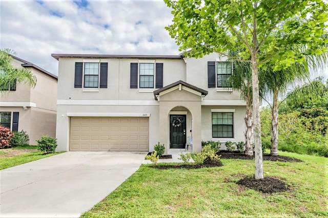 10122 Rose Petal Place, Riverview, FL 33578 (MLS #T3302508) :: Memory Hopkins Real Estate
