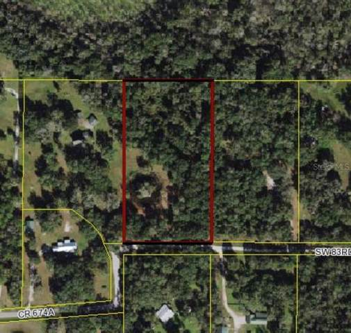 2220 SW 83RD Place, Bushnell, FL 33513 (MLS #T3302727) :: The Price Group
