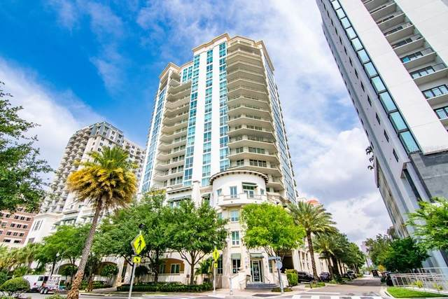 450 Knights Run Avenue #1007, Tampa, FL 33602 (MLS #T3302784) :: Realty One Group Skyline / The Rose Team