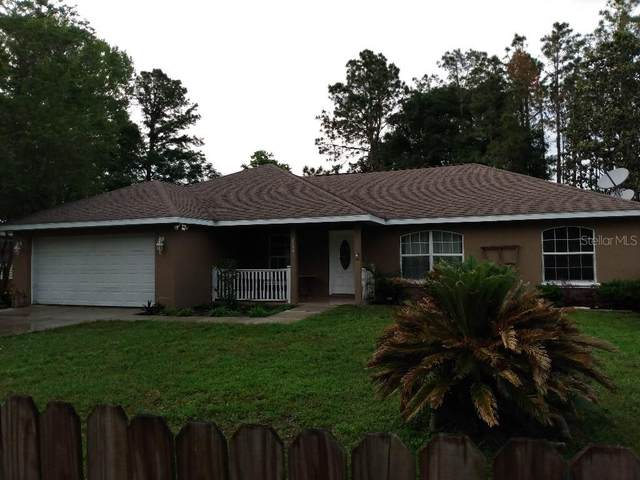 3233 SE 145TH Street, Summerfield, FL 34491 (MLS #T3302837) :: Bustamante Real Estate