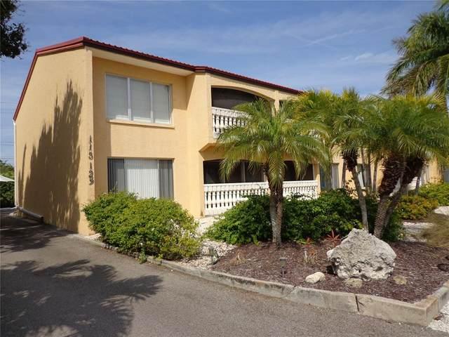 115 Tyler Drive #203, Sarasota, FL 34236 (MLS #T3303151) :: The Paxton Group
