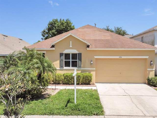 6764 Waterton Drive, Riverview, FL 33578 (MLS #T3303332) :: The Robertson Real Estate Group