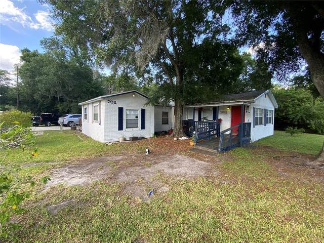 702 E College Avenue, Ruskin, FL 33570 (MLS #T3303396) :: The Robertson Real Estate Group