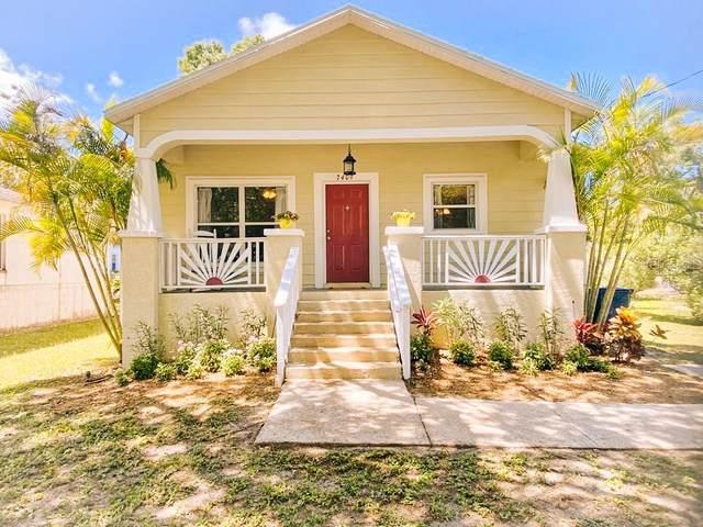 7409 S Elliott Street, Tampa, FL 33616 (MLS #T3303407) :: Bob Paulson with Vylla Home