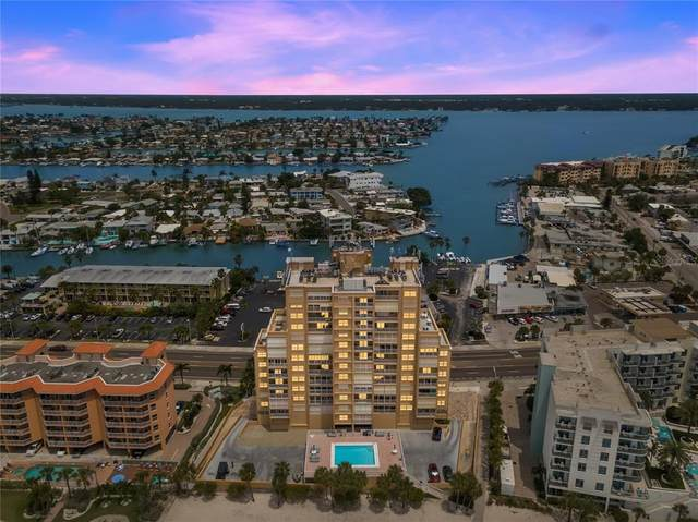 11000 Gulf Boulevard 504 & 505, Treasure Island, FL 33706 (MLS #T3303451) :: The Brenda Wade Team