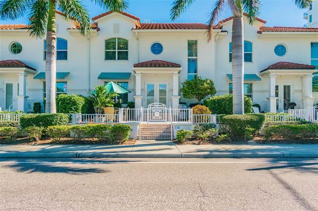 1325 Snell Isle Boulevard NE #110, St Petersburg, FL 33704 (MLS #T3303607) :: Kelli and Audrey at RE/MAX Tropical Sands