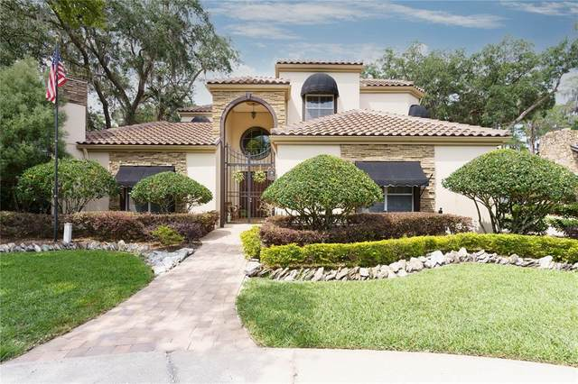 6019 Hammock Woods Drive, Odessa, FL 33556 (MLS #T3303612) :: Team Borham at Keller Williams Realty
