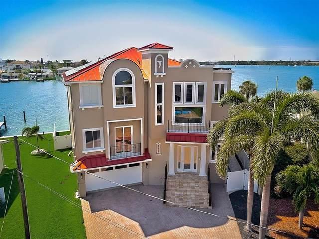 580 Johns Pass Avenue, Madeira Beach, FL 33708 (MLS #T3303842) :: Gate Arty & the Group - Keller Williams Realty Smart