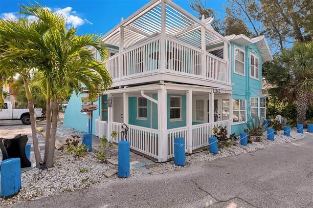 13142 Gulf Lane, Madeira Beach, FL 33708 (MLS #T3303860) :: Lockhart & Walseth Team, Realtors
