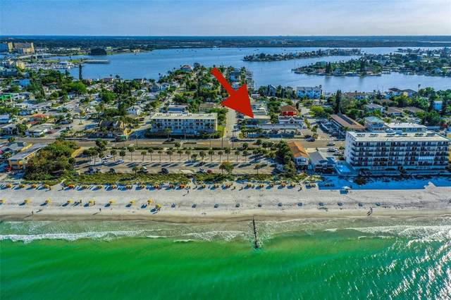 85 144TH Avenue 1A, Madeira Beach, FL 33708 (MLS #T3303893) :: Coldwell Banker Vanguard Realty