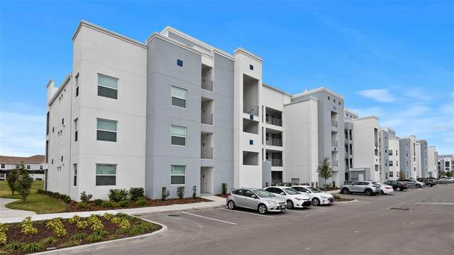 3151 Paradox Circle #203, Kissimmee, FL 34746 (MLS #T3303996) :: Realty One Group Skyline / The Rose Team