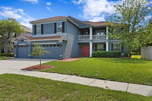 16241 Carnoustie Drive, Odessa, FL 33556 (MLS #T3304204) :: Team Borham at Keller Williams Realty