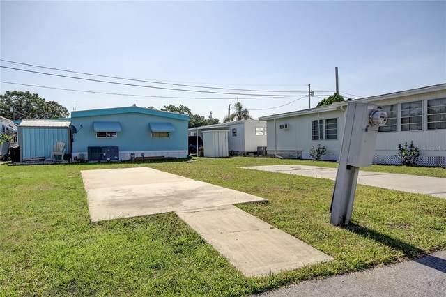 4737 67TH Way N #45, St Petersburg, FL 33709 (MLS #T3304225) :: Team Borham at Keller Williams Realty