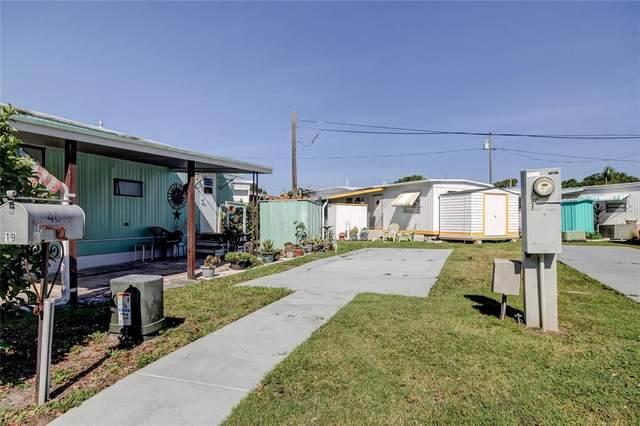 4688 66TH Lane N #19, St Petersburg, FL 33709 (MLS #T3304231) :: Team Borham at Keller Williams Realty